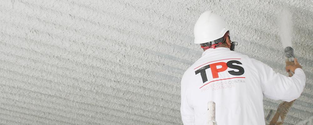 Tpsproteccion proteccion pasiva contra incendios for Pinturas proteccion contra incendios